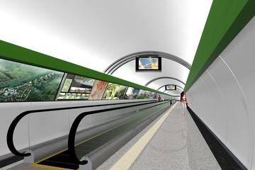 Поезда третьей линии метро будут ездить сами