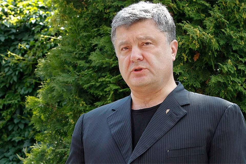 Порошенко тянет Украину к передозировке наркотиком вранья