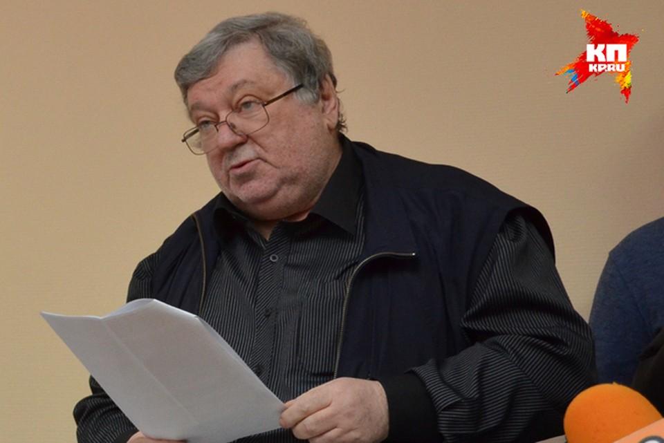 Борис Мездрич взял тайм-аут в общении с журналистами.