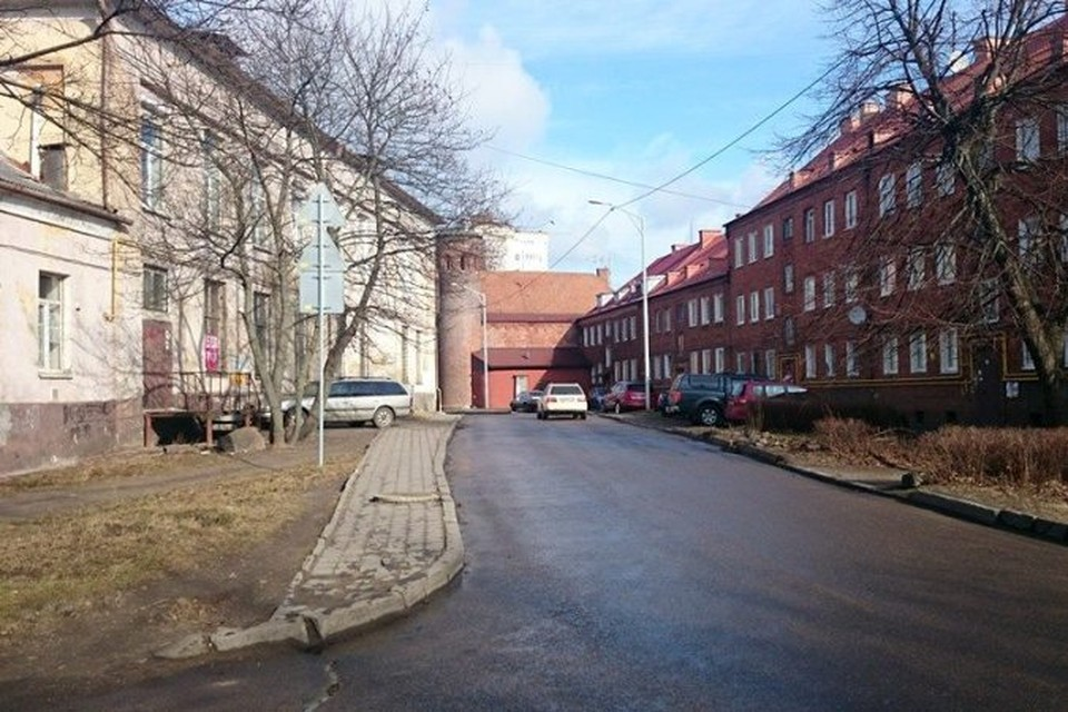 Ни Кенигсберг, ни Калининград Литве никогда не принадлежали. На фото - Закхаймские ворота.