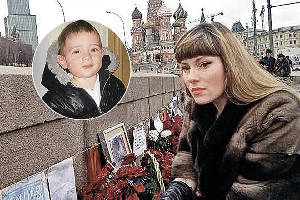 7 апреля маленькому Борису исполнился годик. Екатерина так ждала этого дня - хотела познакомить сына с отцом...  Фото: личный архив.