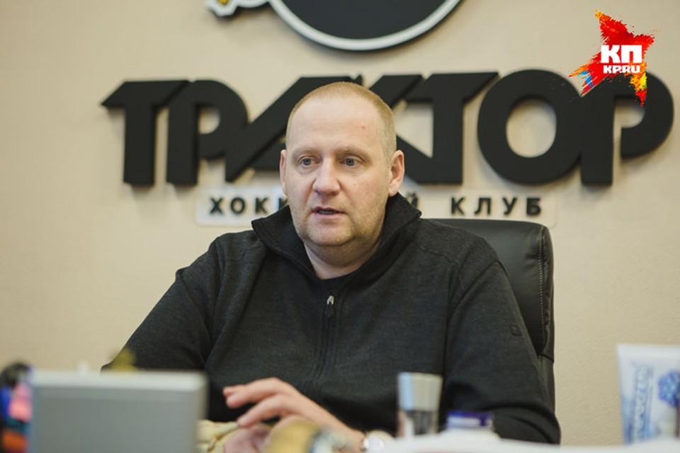 Сергей Гомоляко: «Не надо превращать дерби с «Магниткой» в войну»