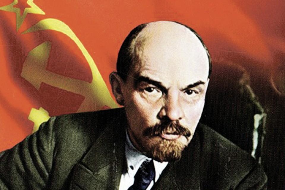 22 апреля исполняется 145 лет со дня рождения Владимира Ильича Ленина. Фото: ussrlife.blogspot.ru
