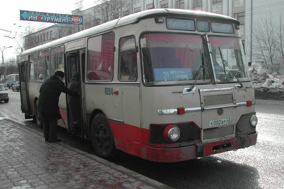 порно автобусов омутнинск тира киров двух женщин