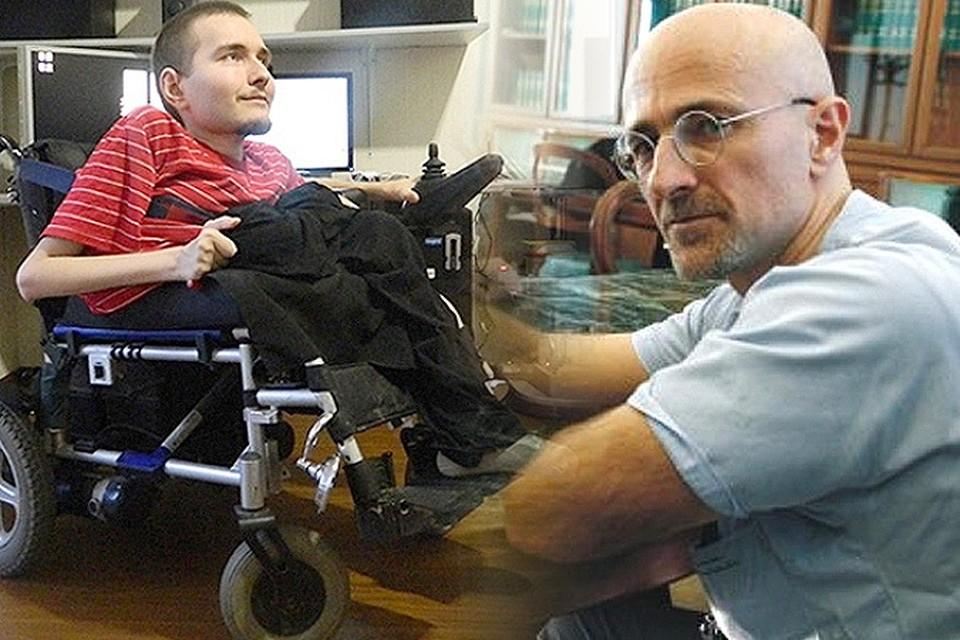 Доктор Серджио Канаверо взялся пересадить программисту Валерию Спиридонову голову.