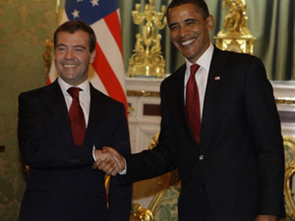 Россия и США начинают с чистого листа.