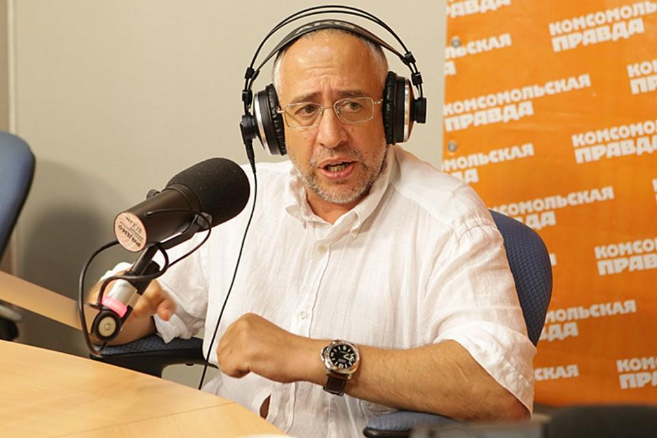 Сванидзе: Я политический журналист