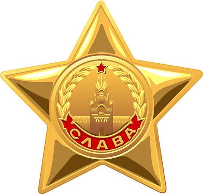 Ордена славы картинка