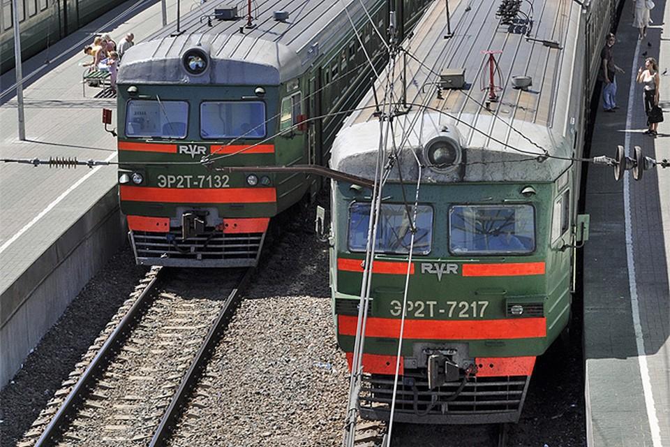 Россия и Эстония прерывают железнодорожное сообщение