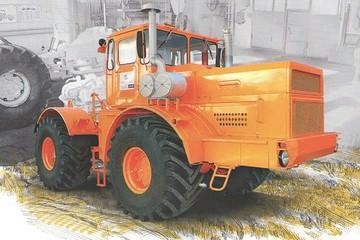 Вторая жизнь для трактора