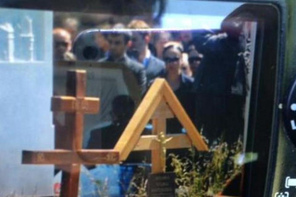 Шепелев приехал на похороны Жанны Фриске