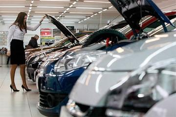 25 крупнейших российских городов, где стали меньше покупать машины