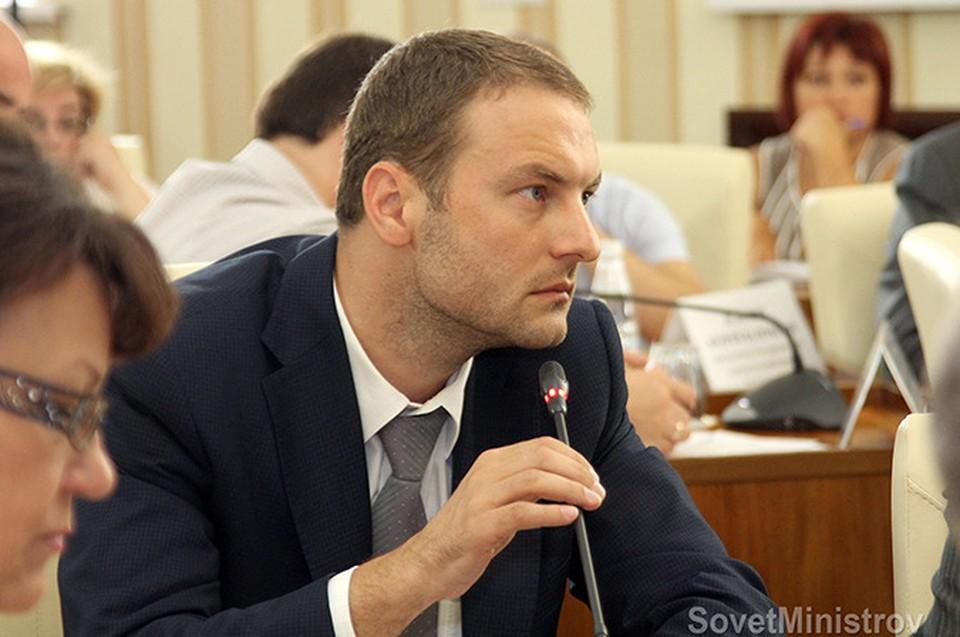 Министра промышленности Крыма задержали. Фото: rk.gov.ru