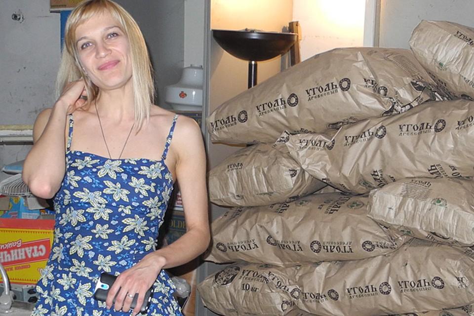 Хозяйка кафе хороша: у Жени Полухиной модельная улыбка