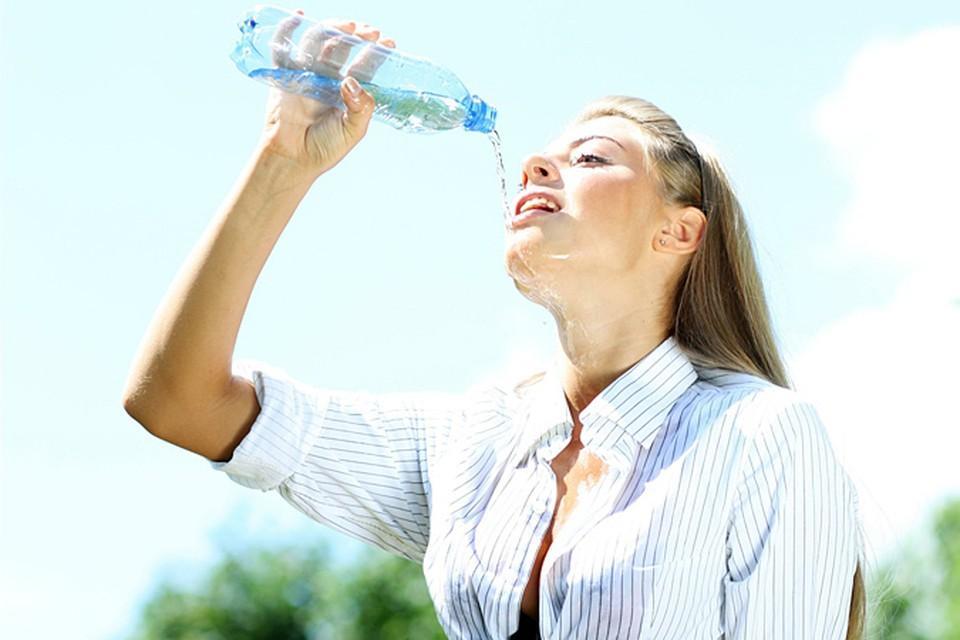 Ощущение жажды у людей при постоянном «недопивании» притупляется