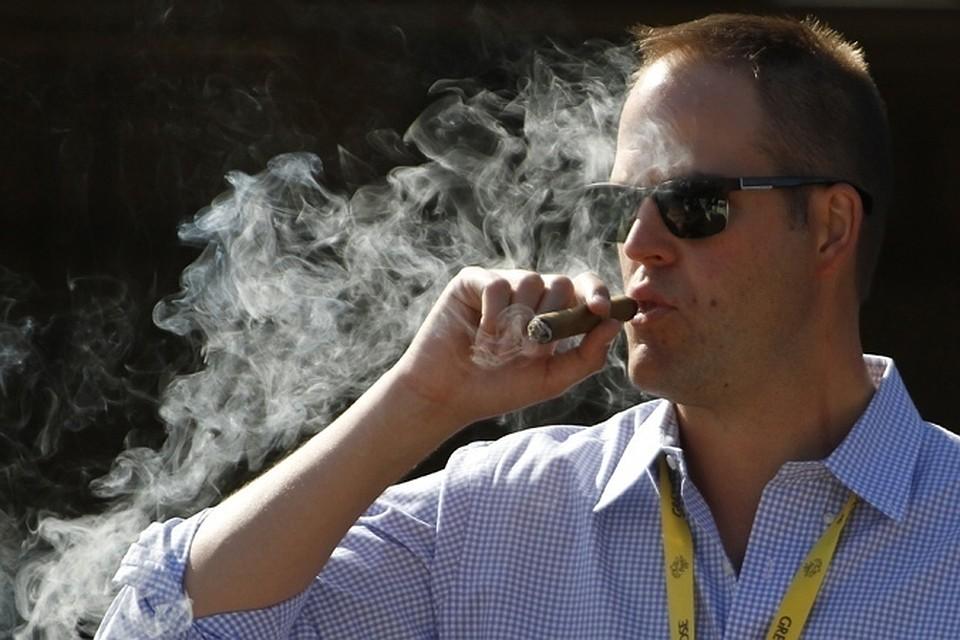 Бросил курить член стал больше