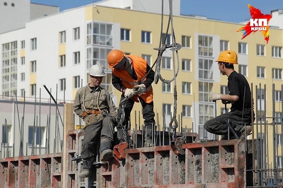 поиск работы рабочие строители в хабаровске квартиру