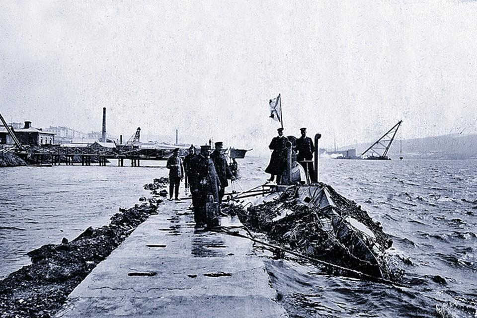 Одна из немногих сохранившихся фотографий судна. Фото: tsushima.su