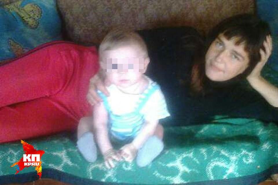 У Олеси четверо детей, но по двум из них ее уже лишили родительских прав Фото: Одноклассники/Олеся Б.