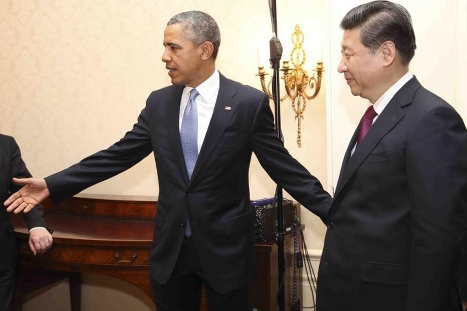 Президент США Барак Обама и председатель КНР Си Цзиньпин снова встретятся в сентябре