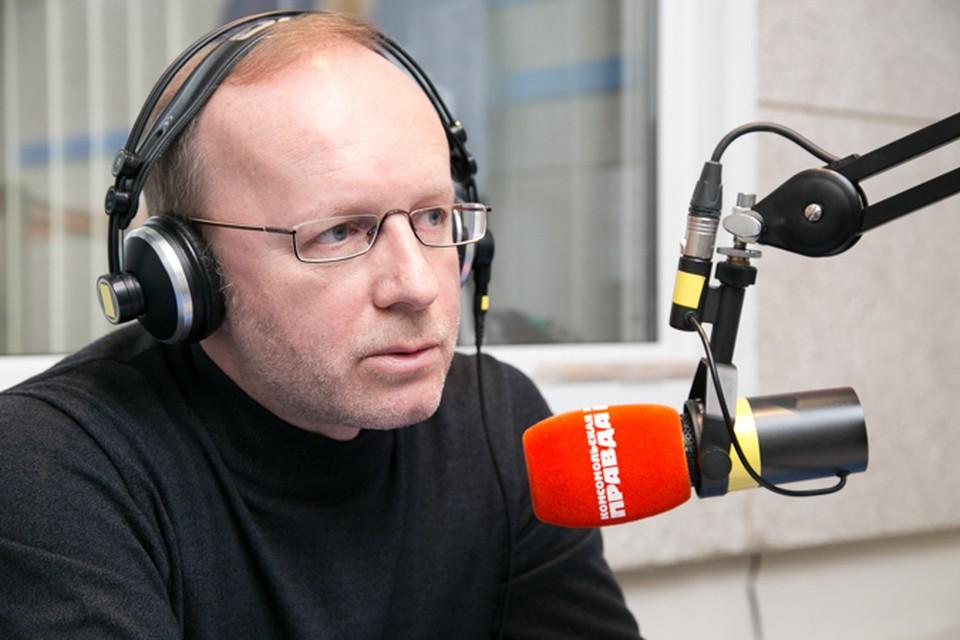 Александр Подопригора