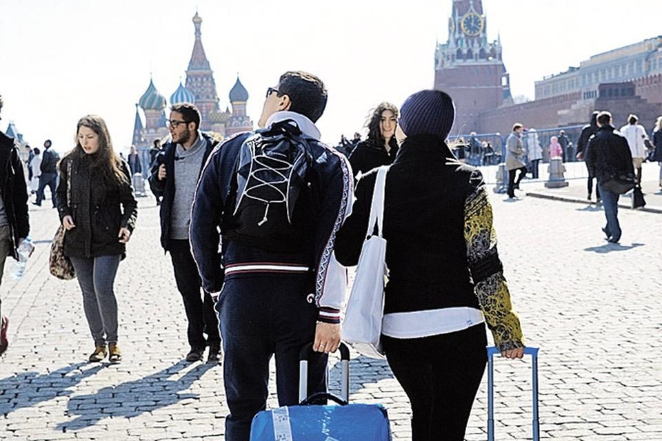 Москва все-таки оказалась не резиновой. На фоне кризиса многие москвичи решили променять столичную жизнь наболее спокойную провинциальную.