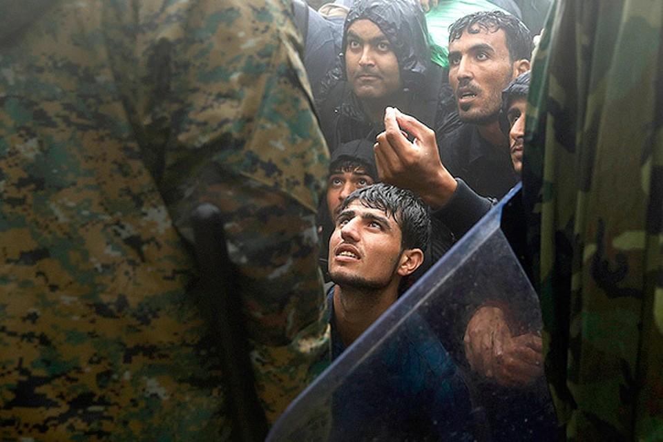 Бурный поток выходцев из Северной Африки и с Ближнего Востока, захлестнувший в последние недели Европу, - вовсе не стихийный процесс, утверждает  стратегический эксперт Елена Ларина.