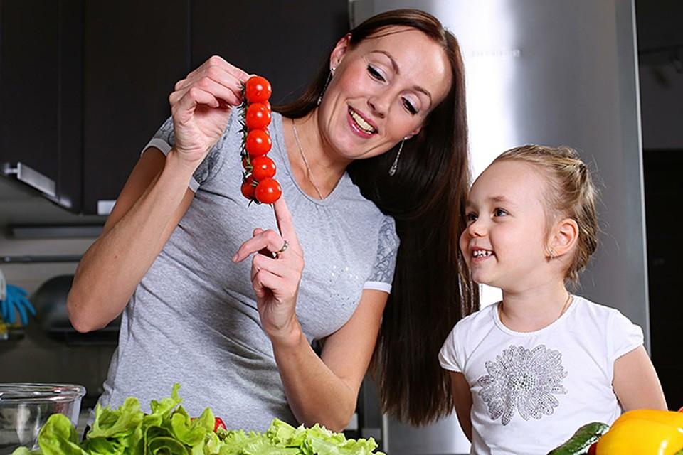 Помидоры возглавили рейтинг полезности продуктов, составленный британскими специалистами