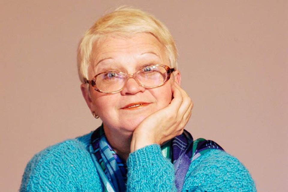 Тамара Волынкина отдала театру кукол 45 лет. Фото: архив театра кукол