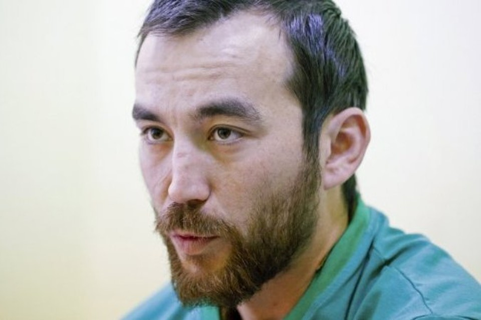 Один из задержанных в мае под Луганском - Евгений Ерофеев