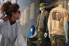 В московском «Военторге» ажиотаж: завезли «сирийские» майки