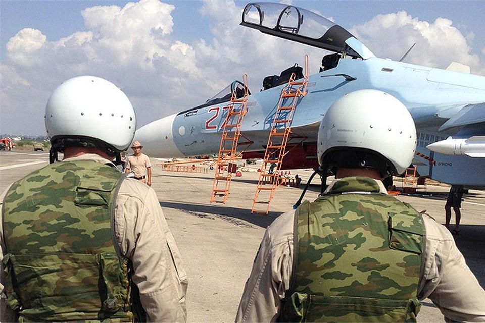 """Генштаб: """"Сирийский генерал сказал, что наши летчики вернули улыбки детям его страны"""""""