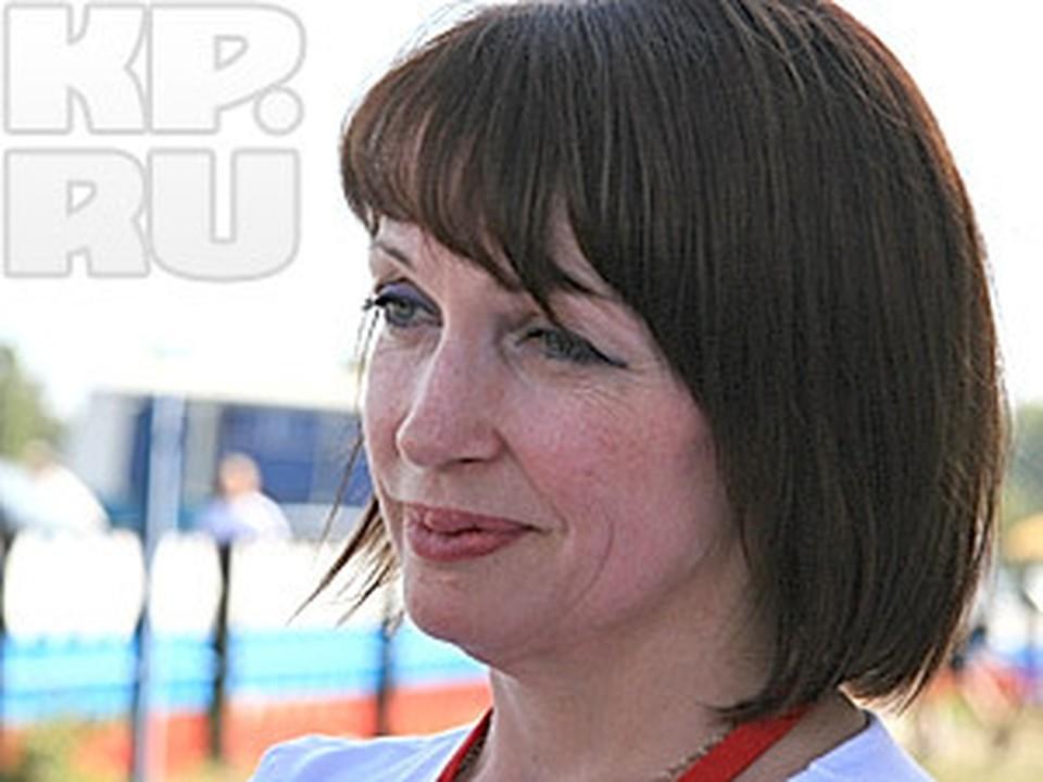 Галина Николаевна не отказывала почитателям таланта Михаила Сергеевича в общении