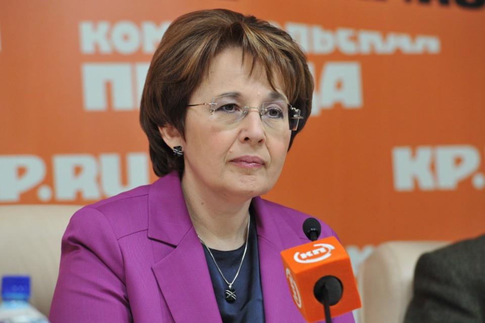 Экономист Оксана Дмитриева дала эксклюзивное интервью Радио «Комсомольская правда»