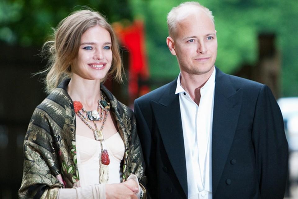 Наталья Водянова и Джастин Портман прожили вместе девять лет. Фото: EAST NEWS.