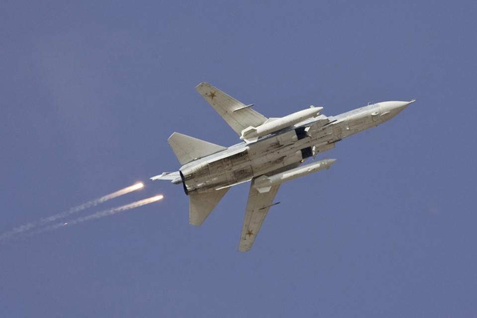 24 ноября произошло непоправимое: истребитель F-16 сбивает российский бомбардировщик Су-24 над территорией Сирии