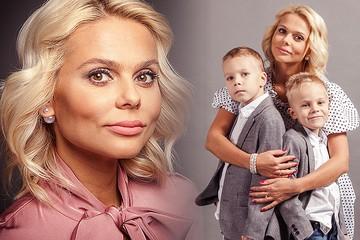 Отвоевав детей у бывшего мужа, Ксения Новикова создала благотворительный фонд