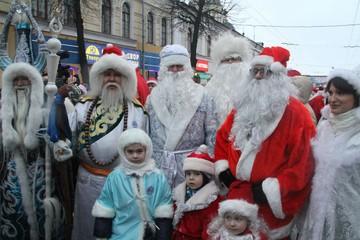 Каждый из нас - немножечко Дед Мороз
