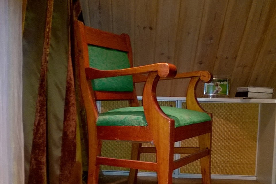 Сахалинскому креслу уже 70 лет.