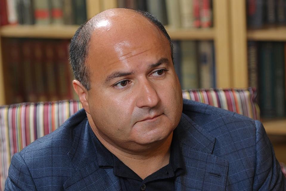 """28 декабря, появилась информация о том, что Георгий Беджамов, один из совладельцев """"Внешпромбанка"""", пропал"""