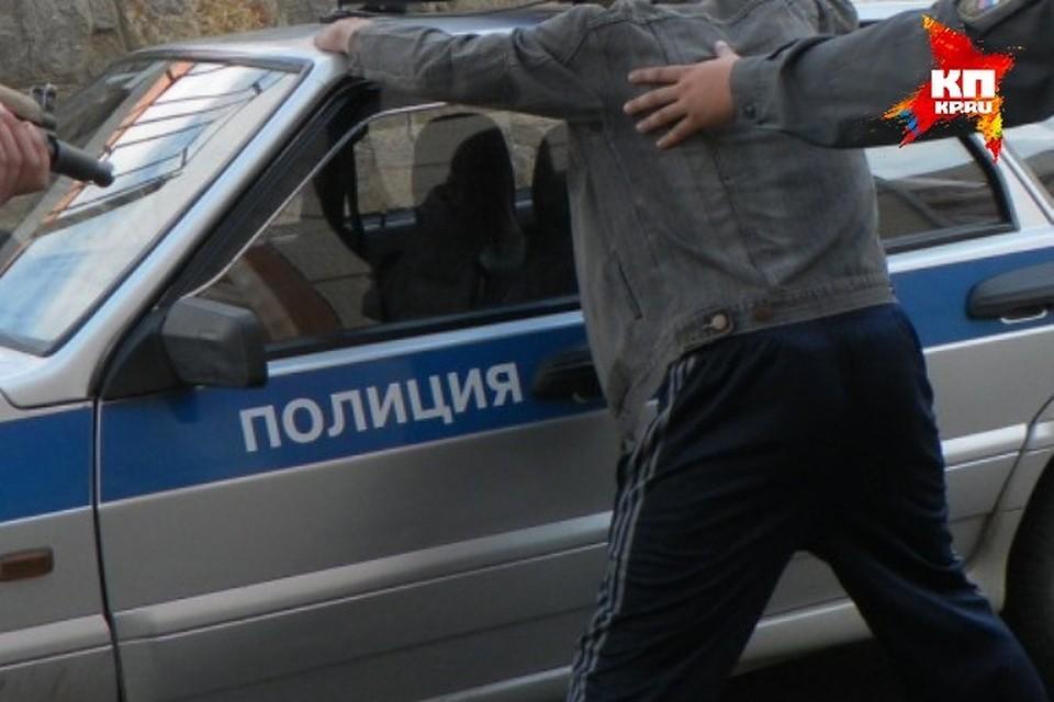 В баре Северского района камера наблюдения записала убийство