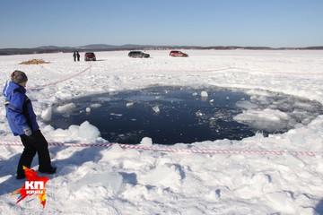 Уральские ученые отправляются на озеро Чебаркуль искать под водой второй фрагмент челябинского метеорита