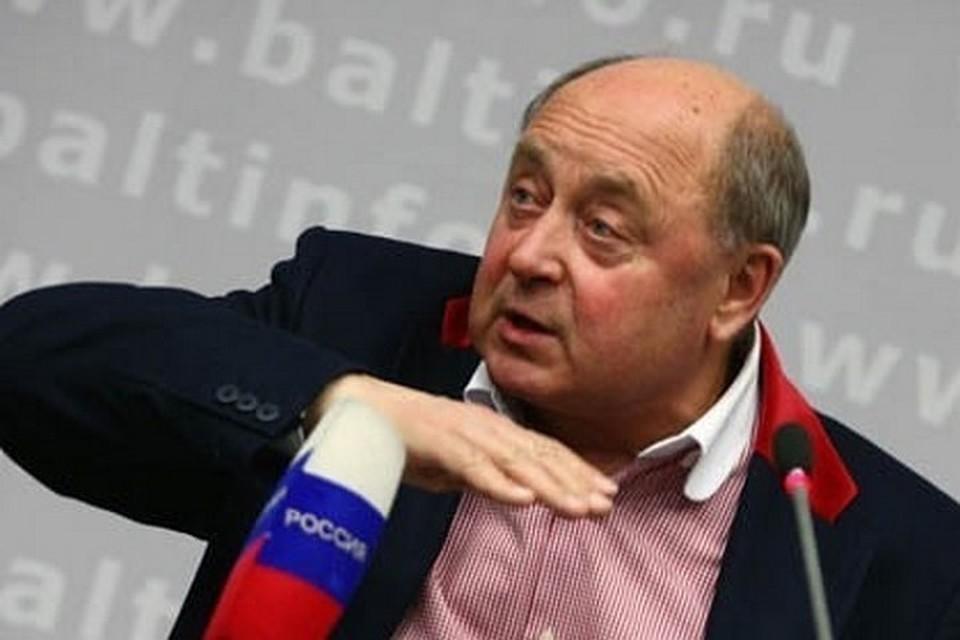 Алексей Мишин мечтает о новых тренерских победах