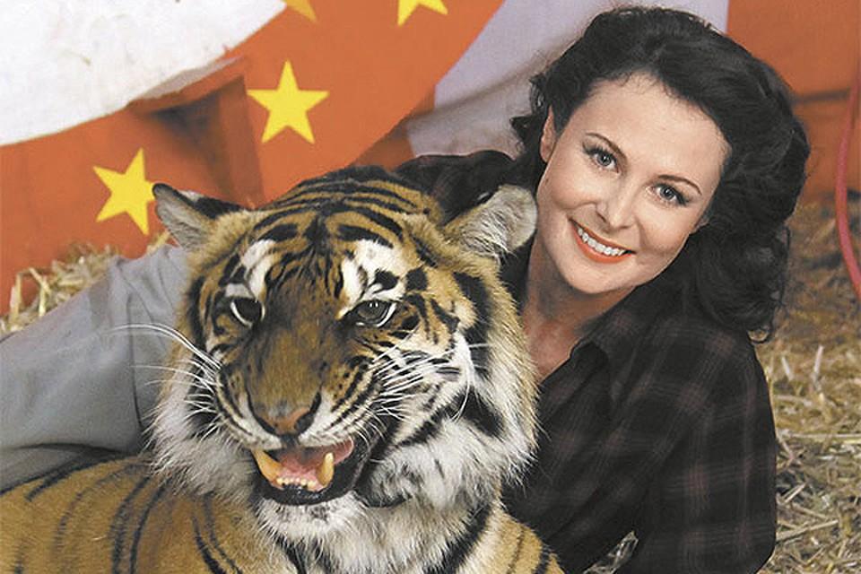 Знаменитую дрессировщицу сыграла актриса Ольга Погодина.