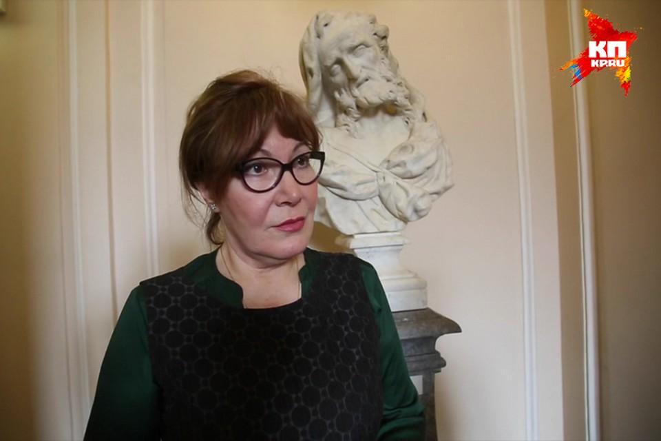 Ирина Кузнецова проработала в Русском музее 24 года.