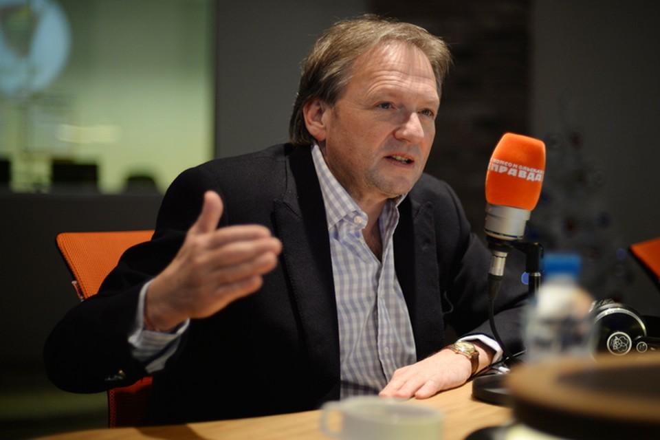 Бизнес-омбудсмен Борис Титов побывал в студии радио «Комсомольская правда»