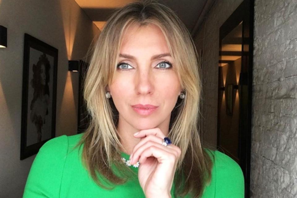 Развод ей к лицу: Светлана отлично выглядит. Фото: Инстаграм.