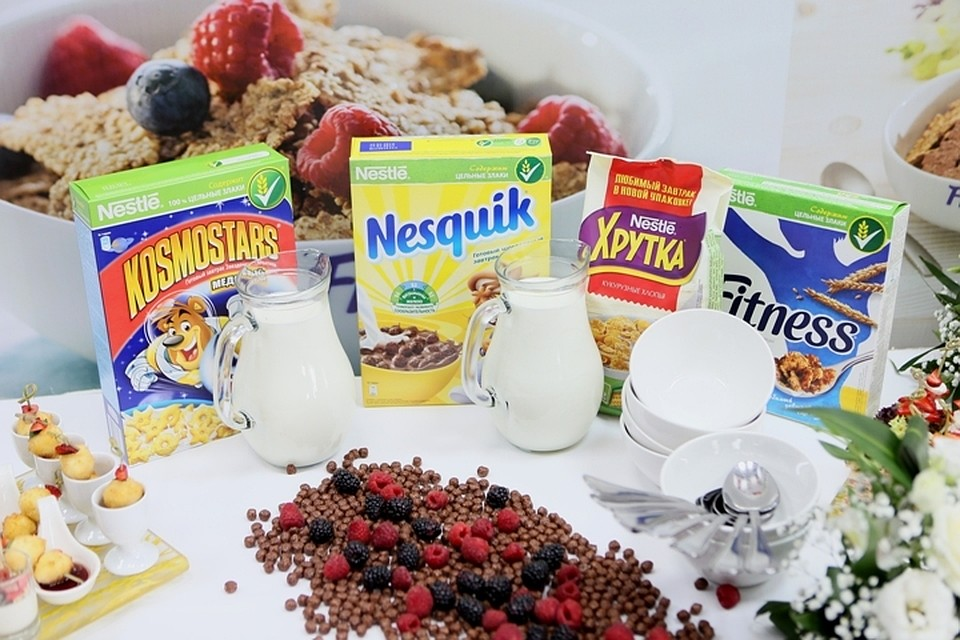 Завтрак из злаков для суставов трава при боли в суставах