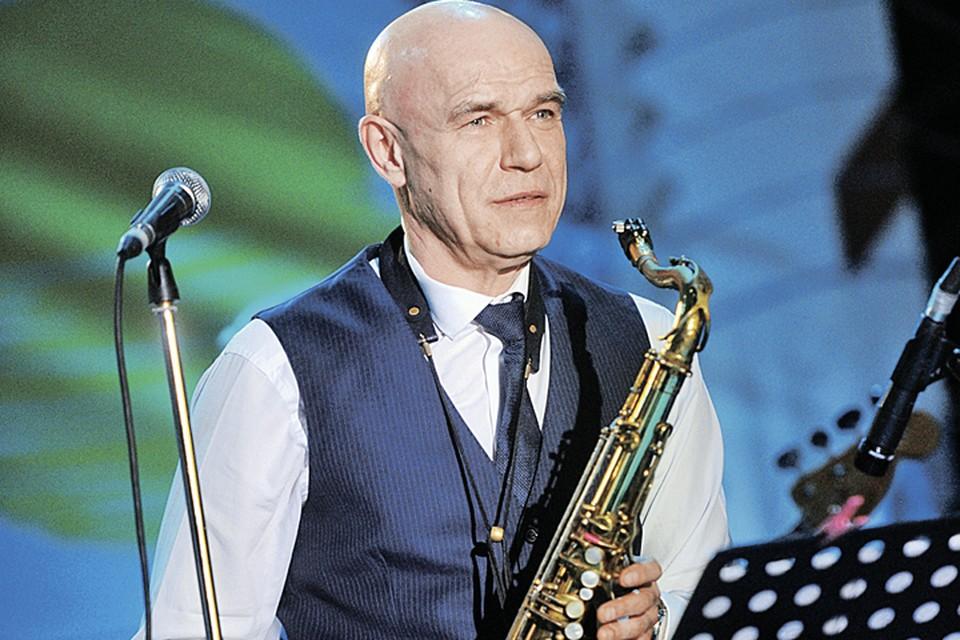 Сергей Мазаев.