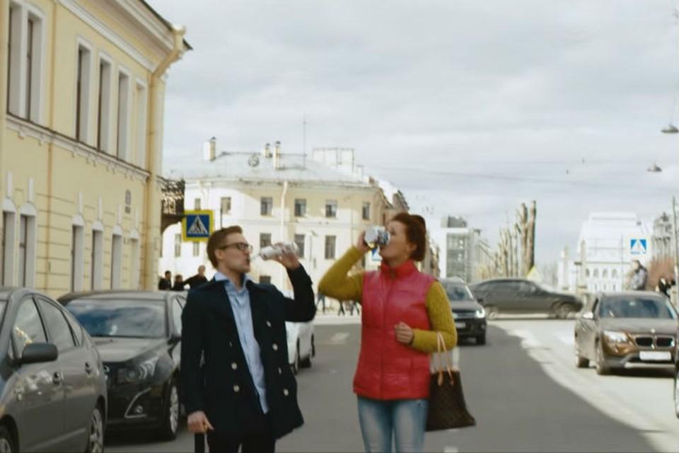 ФОТО: стопкадр с видео